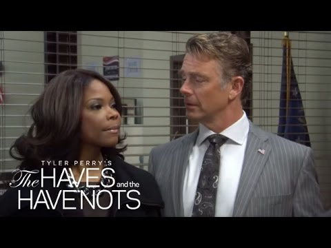Veronica Pays the Campaign Office a Visit   Tyler Perry's The Haves and the Have Nots   OWN
