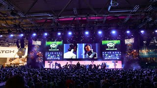 Video Games Live joue Overwatch @gamescom2018