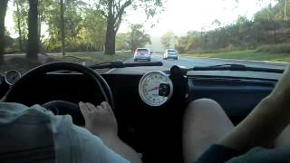 Chevette Turbo x Civic SI escape + filtro