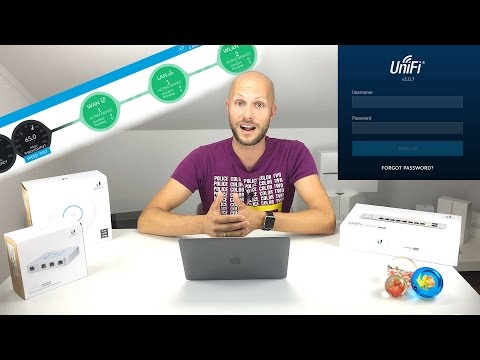 UniFi Controller 5 Überblick | iDomiX