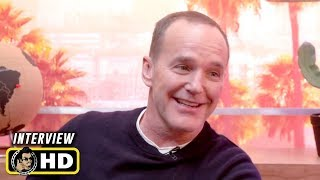 Clark Gregg on his new character in AGENTS of S.H.I.E.L.D (2019) Interview [HD]