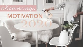 ALL DAY Cleaning Motivation! Whole House Clean 2020