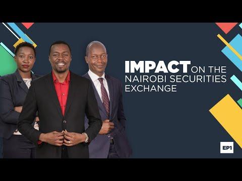 Nairobi Securities Exchange The IMPACT  #moneymarket #equities #stocks