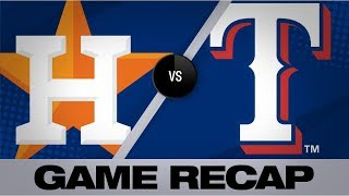 Gurriel, Altuve power Astros to 12-4 victory | Astros-Rangers Game Highlights 7/14/19