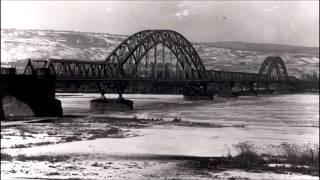Hindenburgbrücke Bingen Rüdesheim Gestern Heute
