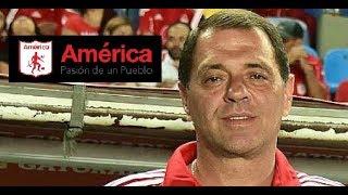 Tulio Gomez, presidente y salvador del América de Cali.