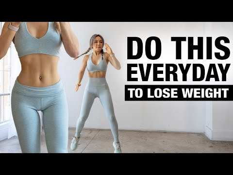 Do This Everyday To Lose Weight | 2 Weeks Shred Challenge