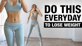 Do This Everyday T๐ Lose Weight | 2 Weeks Shred Challenge