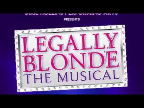 DHHS's Legally Blonde the Musical 2017