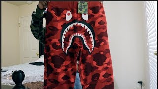 cef26187caee Bape x Undefeated Shorts Review (UNHS) - ViYoutube