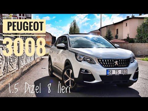 Фото к видео: Fransız Devrimi | Peugeot 3008 | 1.5 Hdi | 130 HP | Otomobil Günlüklerim