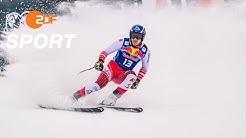 Österreicher Mayer gewinnt Streif | das aktuelle Sportstudio - ZDF