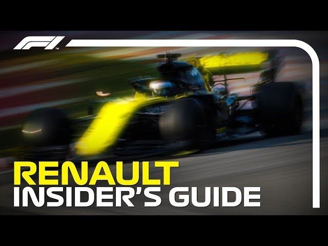 Everything You Need To Know About Renault | F1 Testing 2019