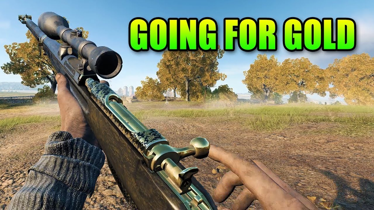 Gold Snipers – How To Complete Sniper Mastery Assignments