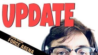 UPDATE SNEAK PEAK! - Star Wars: Force Arena - Hot News!
