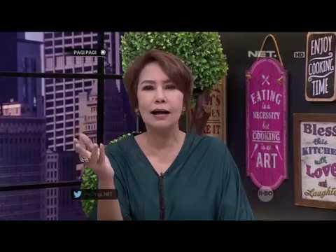 Debby Sahertian Coba Jadi Host Pagi Pagi