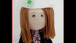 Dica: cabeça de boneca – PARTE final