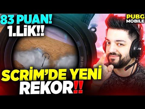 Download SCRİM DE YENİ REKOR !! 83 PUAN İLE BİRİNCİLİK