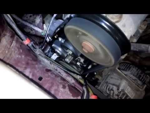 Замена ремня  грм ,роликов и помпы на ваз 2108-2115(8 клапанов)