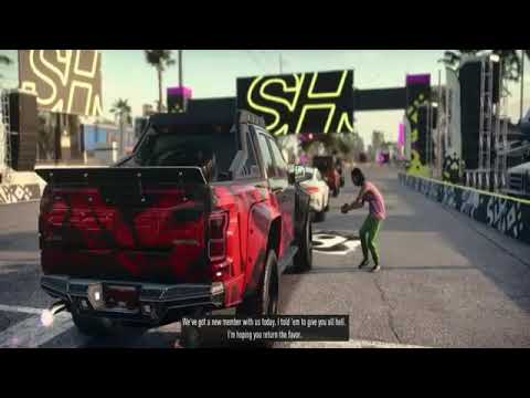 Need For Speed Heat Ps4 On The Run (Driving Story)
