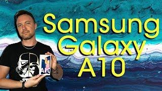 Prova NUOVO GALAXY A10: il Samsung più ECONOMICO!