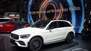 Mercedes-Benz GLC 2021 lắp ráp Việt Nam cạnh tranh với NX 300, MW X3,  Audi Q3 1,75 Tỷ đồng
