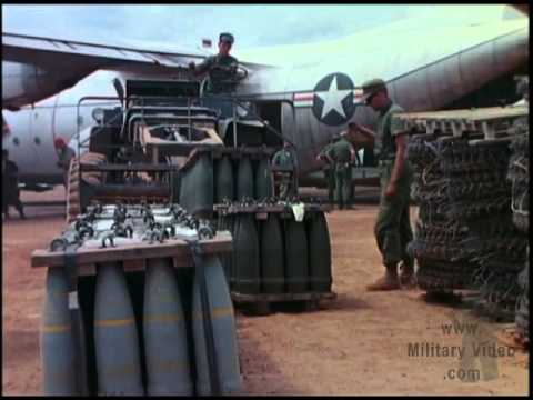 Dong Ha Combat Base And Airfield During The Vietnam War