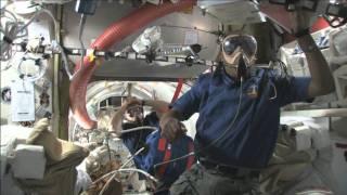 STS-133 Post-Flight