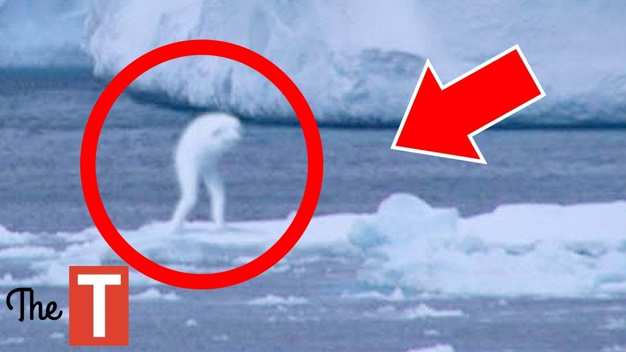 5 Unexplained Mysteries Caught On Camera Youtube