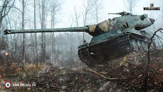 �������� ���� AMX M4 54 - ВПЕРВЫЕ ЗА РУЛЕМ ЭТОГО АГРЕГАТА ������