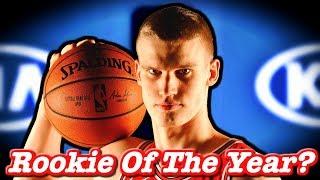 Lauri Markkanen: The Breakout NBA Rookie That NOBODY Is Talking About