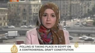 تقرير حديث الثورة - الباحثة سندس عاصم شلبي
