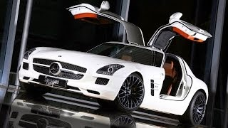Mercedes SLS AMG by Inden Design 2012 Videos