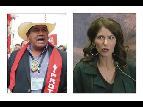 Cheyenne River Sioux Tribe SHAMEFULLY Threatened by SD Governor Amid COVID Pandemic