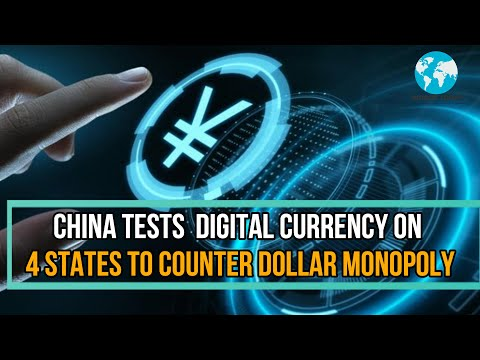 China Tests World's First Digital Currency|Digital Yuan