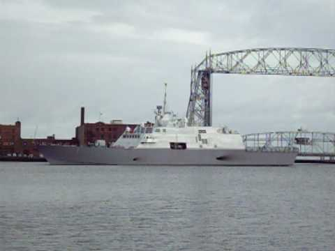 USS Freedom  (Duluth MN // Oct 26, 2008