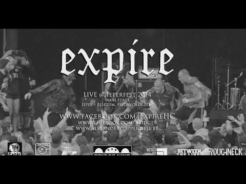 Expire Live @ Ieperfest 2014 (HD)