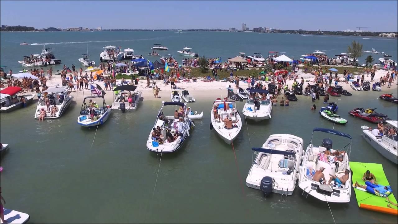 Florida Party Island