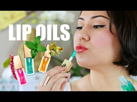 CLARINS *New* LIP COMFORT OILS | The Truth & My Honest Review ~Product Talks~