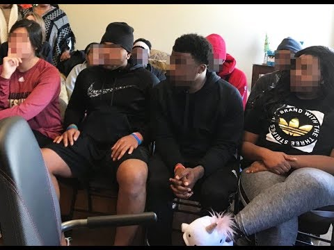 Cops Arrest 63 Black People At Party For Little Bag Of Weed