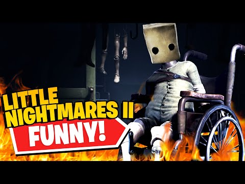 MIND-CONTROL SUPER MONO! | Rico's *NEW* Little Nightmares II (MOD) |
