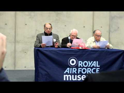 """Scene Re-enact from a certain episode of """"Thunderbirds"""" [Fanderson RAF event]"""