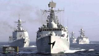 China Slams US Warship