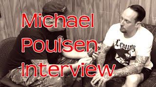 Michael Poulsen on Prince, Lemmy & More