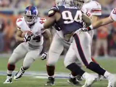 Giants Super Bowl XLII Victory Highlights Package