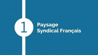 L'histoire du syndicalisme français - Organisations Syndicales des salariés (1/2)