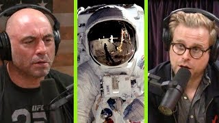 Baixar Landing on the Moon Would Be Easier Than Faking It | Joe Rogan and Adam Conovor