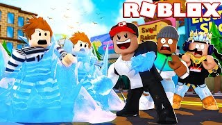 Roblox: MAD CITY SUPER vilão w/GoKameronGo, AyeYahZee, GamingwithKev (livestream)