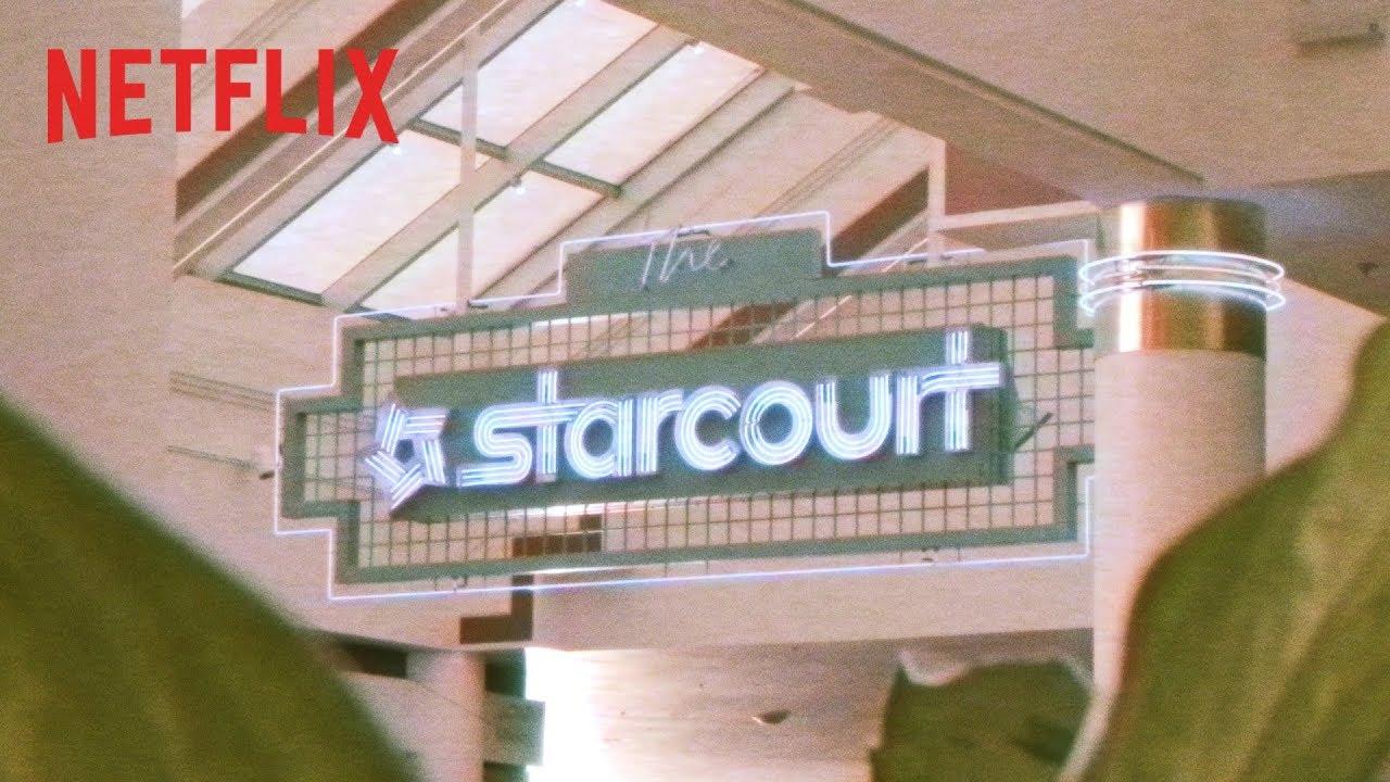 Download Ouverture du Starcourt Mall !   Stranger Things   Netflix France