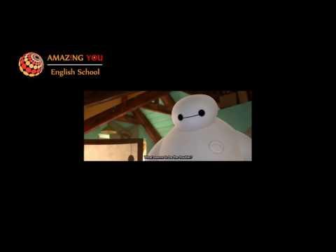 AV107 - Lồng tiếng qua phim Big hero 6